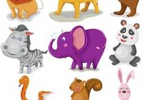 Animals: Jungle animals