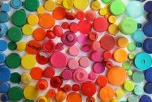 Theme -Rainbow and colours