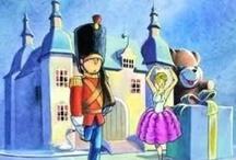 Fairytale -Nutcracker & Swan lake