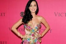 Katy Perry / by Alexandra Collins