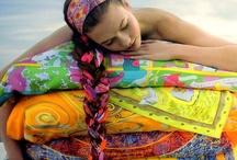 #designTrend   Modern Boho / 2013  #design intuition  #trendForecast  hippies   1970s   flower power   colorful   rainbow   eccentric   modern bohemian / by Katie Hatch