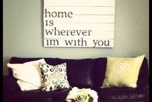 College Home Ideas / by Alexandra Collins