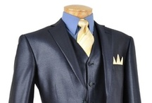 Men's Suits / Just A Sample Of The Many Men's Suits We Offer On Our Website. Check it out at http://www.suitavenue.com/categories/Men's-Suits/