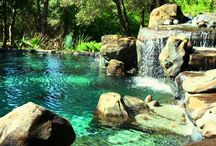 Pools and Ponds / by Jess T
