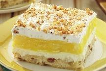 Desserts YUM !!!!!!