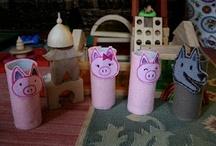 Fairytale -Three Little Pigs