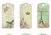 Printables: Papers & tags