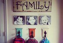 DIY -Home organizing