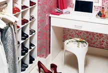 furniture | girly storage / by Katie Hatch