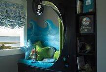 Kid's Rooms / by Lisa
