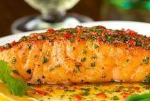 Fish Recipes / by Jess T