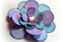 Crafting - DIY Flowers / by Janet Crouse