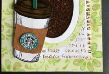 SU - Perfect Blend (Coffee) Stamp Set / by Janet Crouse