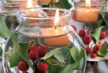 Decorare - Christmas / Idee per le decorazioni natalizie