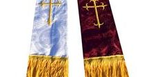 Clergy Accessories / Clergy Shirts, Vests, Clergy Stoles, Bishop Jewelry, and other Clerical Accessories |  These items make great gifts for your pastor, minister, bishop, and other special clergy in your life!