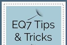 EQ7 Tutorials / This board is to collect all of the tutorials on EQ7 from Meadow Mist Designs and around the web. / by Meadow Mist Designs