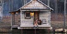 mum's fishin' castle / dreaming on my mum's ideal fishing cabin/castle
