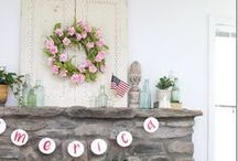 shabby chic / I love everything shabby chic and cottage! This board is filled with beautiful shabby chic decor ideas. Enjoy! #shabbychic