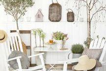 patio / by Dagmar Bleasdale {D's Home}