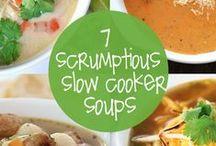 dinner: freezer/crockpot meals / Freezer & crock pot meals!