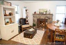 living room / Dagmar Bleasdale: Living room ideas I love. / by Dagmar Bleasdale {D's Home}