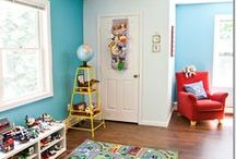 kids room / This board is full of beautiful ideas for stunning kids rooms! #children #kidsrooms #interiordesign #design #decor
