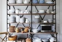 storage / by Dagmar Bleasdale {D's Home}