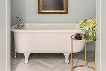 bathroom decor & DIY ideas / A board full of the most beautiful bathroom ideas on Pinterest! #bathroom #interiordesign #DIY #organizing #bathroom #bathroomideas #bathroomdesign #bathroomremodel #homedecor #homedecorideas