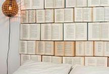 books / by Dagmar Bleasdale {D's Home}