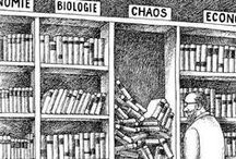 Humor bibliolibrario / Bookish humor