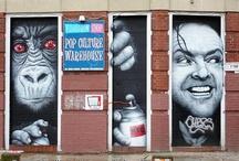 Streetart from Berlin / Die beste Streetart aus Berlin. Viele Künstler, viele Werk. Best Streetart from Berlin. Many Artist, many Art, best Graffiti and Murals from Germany.
