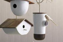 domki dla ptaszków