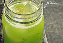 Green Smoothies & Vegetarian Recipes / by Simple Sunsets