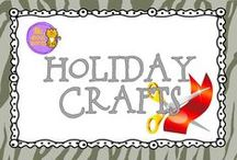 Wild About Holiday Crafts / Nifty holiday and craft ideas!