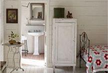 attic / by Dagmar Bleasdale {D's Home}