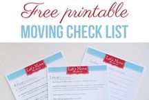 moving tips / moving and organizing tips and ways to save money during a move