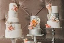 Wedding Cakes || Cake Tables