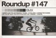 Roundups / ROUNDUP Mittwoch: jeden Mittwoch gibt es die besten Clips aus Skate, BMX, Mountainbike, Surfen oder Wintersport!