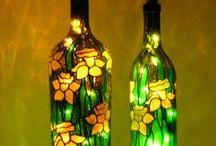 DIY Projects - Glass & Ceramics