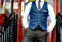 Men's Style / by Phi Nguyen