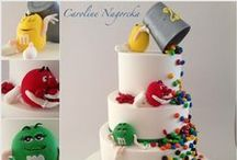 Wedding Cakes || Candy