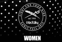 "IRIEDAILY EARLY FALL 2015 - WOMEN! / IRIEDAILY ""Fight for your Ride"" - Early Fall 2015 Collection OUT NOW: http://www.iriedaily.de/blog/iriedaily-early-fall-2015-collection-out-now-2/ *** WOMEN: http://www.iriedaily.de/women-id/women-early-fall-2015/ *** LOOKBOOK: http://www.iriedaily.de/blog/lookbook/15-3-early-fall-2015/ / by IRIEDAILY"
