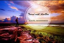 Travel accessories / Add pin your favorite travel accessory. Favorite travel accessories, which you want or which you have.