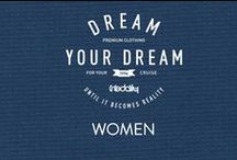 "Pre Spring 2016 - DREAM YOUR DREAM - WOMEN! / IRIEDAILY ""DREAM YOUR DREAM – UNTIL IT BECOMES REALITY!"" - Pre Spring 2016 Collection OUT NOW: http://www.iriedaily.de/blog/iriedaily-pre-spring-collection-2016/ *** WOMEN: http://www.iriedaily.de/women-id/women-prespring-2016/ *** LOOKBOOK: http://www.iriedaily.de/blog/lookbook/16-1-pre-spring-2016/ / by IRIEDAILY"