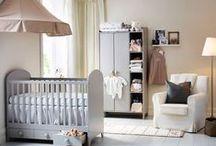 ∴ Les inspirations déco ∴ / La déco de la chambre de bébé c'est tout un art !