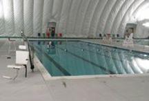 Pool Domes