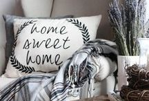 Home Sweet Home / by Shona