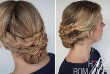 Cute Hair Ideas / by Kami Jensen