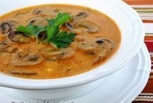 Recipes to Try - Soups