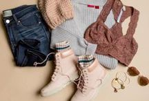 Shop by Outfits - Women / Shop our latest styles and current trends in women's fashion.